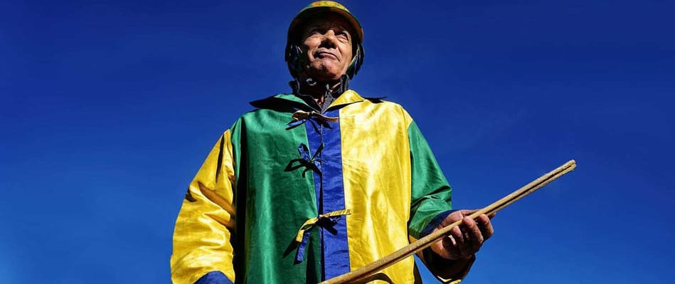 Salvatore Ladu detto Cianchino - L'ultimo dei veri assassini - La rievocazione del Palio del 16 agosto 1996, vinto per la Nobile Contrada del Bruco - Ricordi di palio