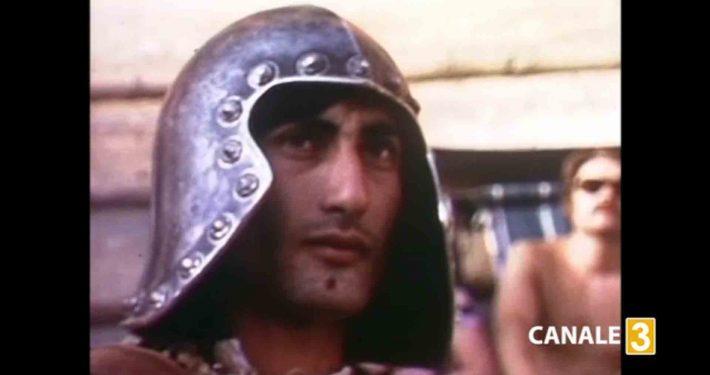 Costiero Ducci detto Aramis, fantino del Palio di Siena