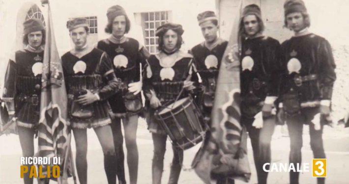 Sirio Susini, tamburino della Nobile Contrada del Nicchio