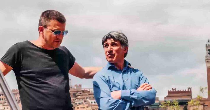 Giuseppe Pes detto Il Pesse intervistato da Michele Fiorini del Gruppo Ricordi di Palio