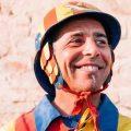Massimo Coghe nel corso della puntata di Ricordi di Palio quadrato 2
