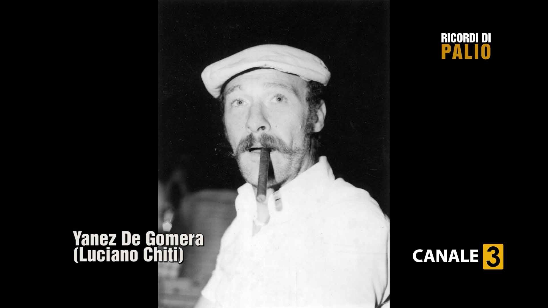 Yanez de Gomera - Luciano Chiti